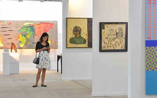 BEIRUT ART FAIR celebrates its tenth birthday