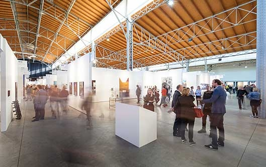 viennacontemporary – Österreichs internationale Kunstmesse